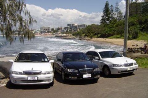 Private Car Service Sunshine Coast